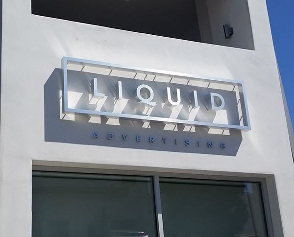 3D Signs & Dimensional Letters