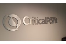 critical point los angeles brushed aluminum 3d dimensional installation.jpg