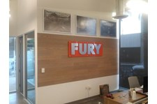 fury los angeles acrylic sign 3d dimensional stand offs brushed aluminum.jpg
