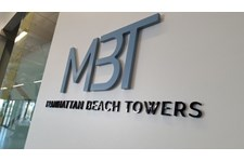 mbt onni el segundo 3d dimensional letters sign installation glossy back acrylic painted.jpg