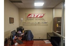 ATP_Acrylic Sign_clear_Stand Offs_Die Cut Decals_Sub Surface